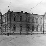 Краснодар. Угол улиц Пролетарской и Кирова. 1946 год.