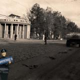 Краснодар. Угол улиц Сталина и Ленина, осень 1942 года