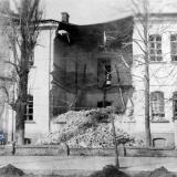 Краснодар. Ул. Красная. Здание 1-й горбольницы (бывшей Екатеринодарской городской).