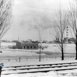 Краснодар. На перекрёстке улиц Старокубанской и Карла Либкнехта, 1965 год