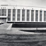 Краснодар. ул. Тельмана 41 (Постовая), Гостиница Крайкома КПСС, 1987 год