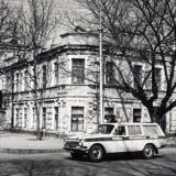 Краснодар. Улица Тельмана 55/2, 1987 год