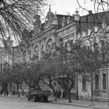 Краснодар. Ул. Ворошилова. 8 ноября 1964 года