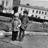 Краснодар. ул. Ворошилова, Октябрь 1973 г.