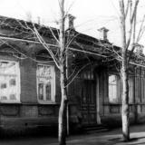 Краснодар. Улица им.К.Цеткин, 106, 1989 год.