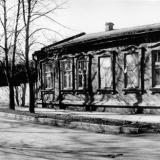 Краснодар. Улица им. М.В. Фрунзе, у дома № 55. 1989 год.