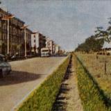 Краснодар. Улица Красная, 1964 год