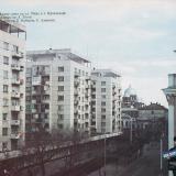 Краснодар. Улица Мира, ноябрь 1985 год.