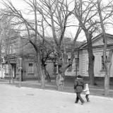 Краснодар. Улица Пушкина. 12.02.1983 г.