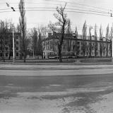 Краснодар. Улица Захарова, 70-е годы