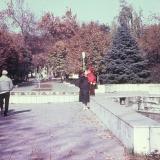 Краснодар. В детском сквере, 1987 год.