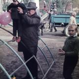 Краснодар. В Детском скверике. 7 ноября 1971 года
