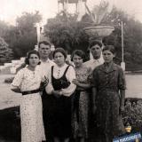 Краснодар. В городском саду,конец  1930-х годов
