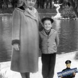 Краснодар. В горпарке, 1962 год.