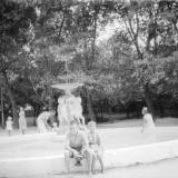 Краснодар. В горпарке. 1959 год.