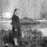 Краснодар. В горпарке у фонтана, 1961 год