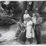 Краснодар. В парке им М. Горького, август 1964 года