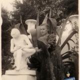 Краснодар. В парке им М. Горького, около 1956 года