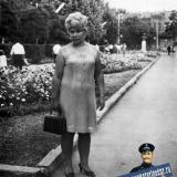 Краснодар. В Парке им. Свердлова,  начало 70-х годов