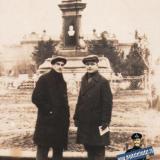 Краснодар. В сквере им. Свердлова. 31.01.1932 года