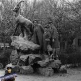 Краснодар. В свквере им. Свердлова, 1966 год