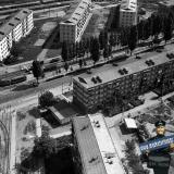 Краснодар. Вид на перекрёсток улиц Карла Либкнехта и Стасова
