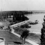 Краснодар. Вид на Старую Кубань с колеса обозрения