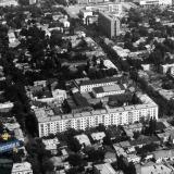 Краснодар. Вид улиц Шаумяна и Красной от Чапаева до Будённого
