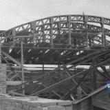 Краснодар. Восстановление здания театра на перекрёстке улиц Сталина и Гоголя