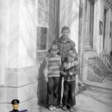 Краснодар. Возле комиссионного магазина, 1979 год