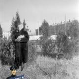 Краснодар. Возле Кургана на Красной, 1964 год