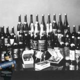 Краснодар. Выставка вин Объединения Абрау-Дюрсо. 1970 год.