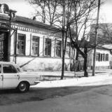 Краснодар. Янковского, 4. 1989 год.