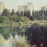Краснодар. Застройка в районе Карасунских озёр.