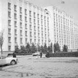 Краснодар. Здание Совета народных депутатов, 1978 год