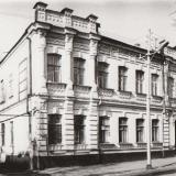 Краснодар. Жилой дом на Шаумяна 55. 1989 год