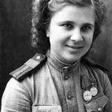 Краснодар. Зубова Мария Фёдоровна. 15 апреля 1944 г.