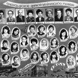 Краснодарское медицинское училище, выпуск 1981 год.