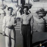 Краснодар. Кубанский сельхозинститут, около 1953 года