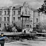 Краснодар. Кубанский СХИ, главный корпус, 1959 год