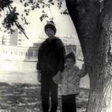 Краснодар. Комсомольский микрорайон. На месте д/с №231, 1985 год