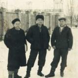 Краоар. Перекрёсток улиц Красной и Одесской. 50-е годы.