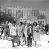 Краснодар. Первомайский сквер, 1980 год.