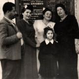 Краснодар. На территории пивзавода, 7 ноября 1952 год