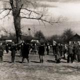 пос.Пашковский. Школа № 57, 1957 год