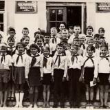 пос. Пашковский. Средняя школа № 52, 1968 год