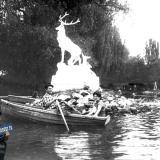 Краснодар. Пруд в парке им.Горького
