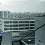 Краснодар. Вид на Школу №20, 1981 год