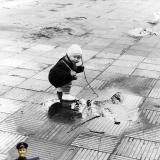 Краснодар. Сквер КСК, 1989 год
