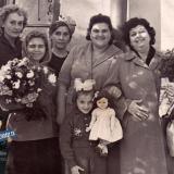 Краснодар. Сотрудники дет сада Юность, 1959 год